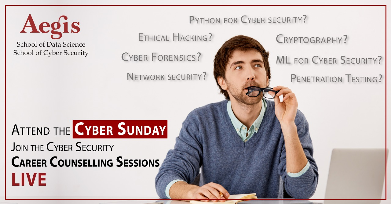 Cyber Sunday: Career Counselling Meet-up on Cyber Security