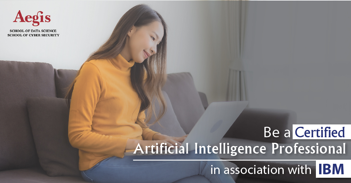 Certified AI Professional in association with IBM (Singapore)